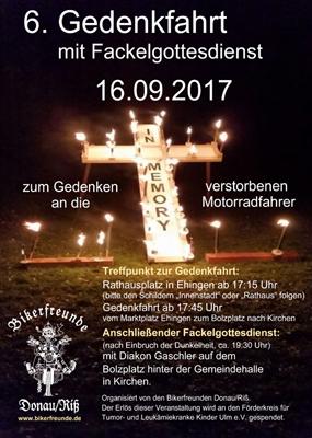 Fackefahrt 2017